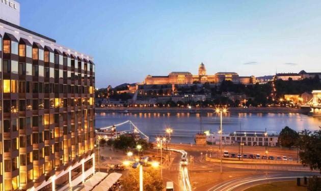 Pénteken két évre bezár a Sofitel Budapest