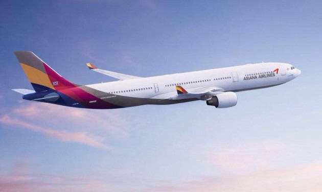 Újraindult az Asiana Airlines