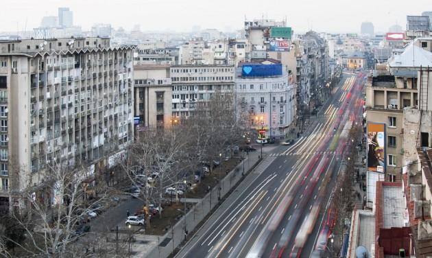 Bukarest a legnépszerűbb célpont Romániában