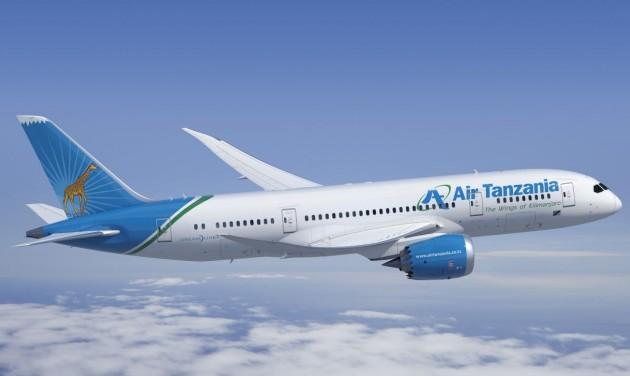 Növeli európai jelenlétét az Air Tanzánia
