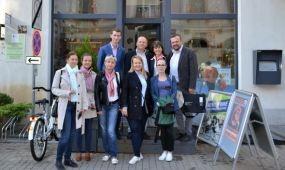 Visegrádi Négyek találkozója Nyíregyházán