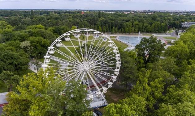 Óriáskerék Debrecen fölött – Újdonságokkal nyit a Campus