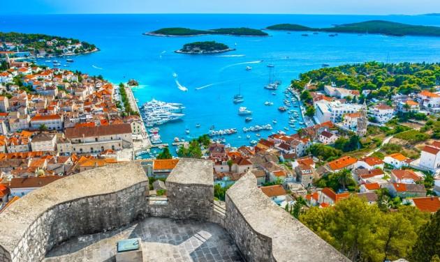 Horvátország tíz ország előtt nyitja meg a határait egyszerre