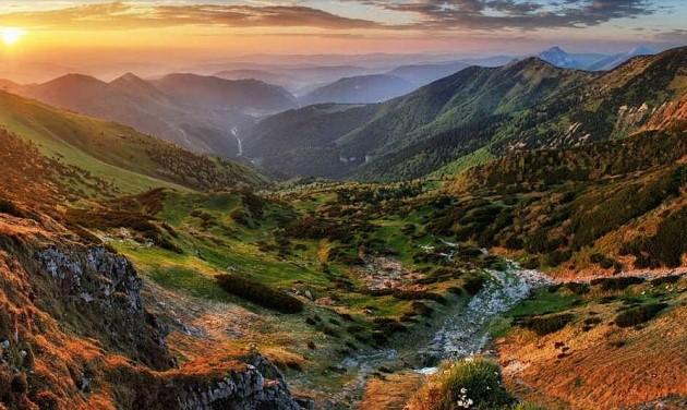 Szlovákia őszi színei