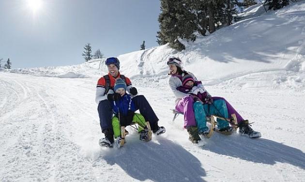 Egészséges téli élmények Ausztriában