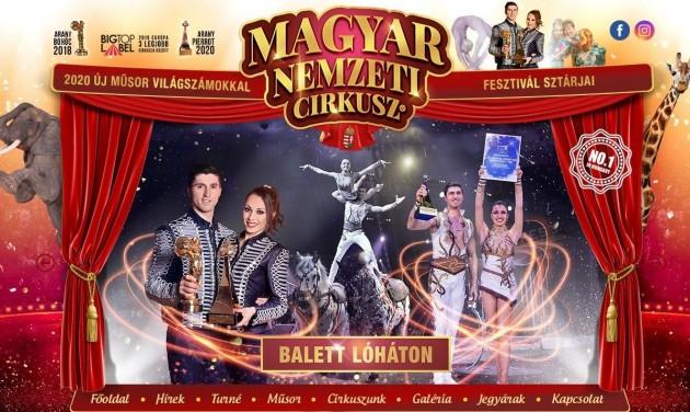 Cirkuszok éjszakája Balatonlellén – már a próbákra is benézhetünk