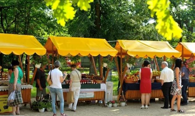 Szerdán és szombaton Sóstói Piac