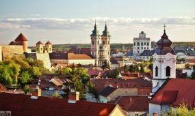 Eger is pályázik az Európa Kulturális Fővárosa 2023 címre