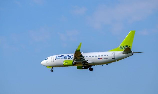 Újraindul az airBaltic járata Riga és Budapest között