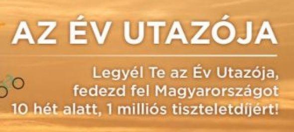 Az év utazóját keresi a Magyar Turizmus Zrt.