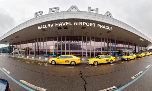 Jelentős bővítést tervez a prágai Václav Havel repülőtér