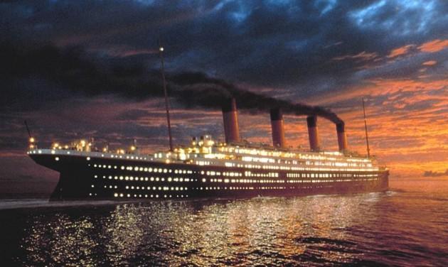 Turisztikai szórakoztató park lesz a Titanic másából