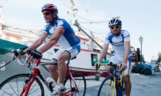 Kerékpáron az Adria mentén