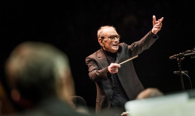 88 évesen búcsúzik a színpadtól Ennio Morricone
