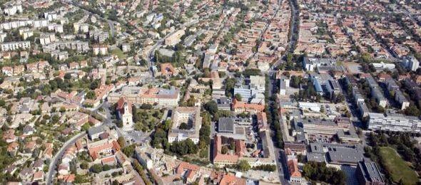 Megújult Szekszárd történelmi főtere
