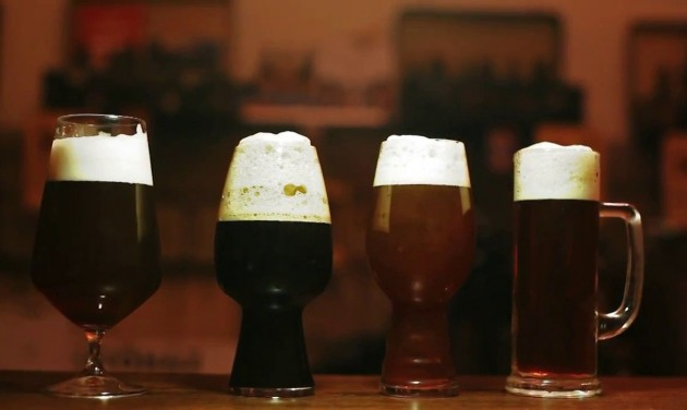 Taroltak Dublinban a magyar sörök
