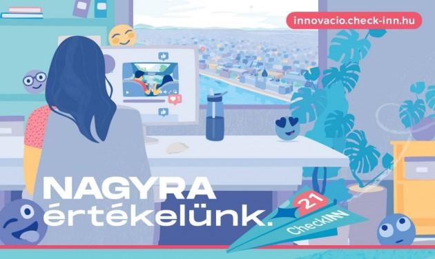 Újból elstartol a CheckINN Turisztikai Innovációs Verseny
