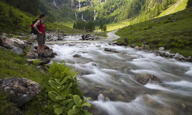 Túraútvonalak a gleccsertől a borig