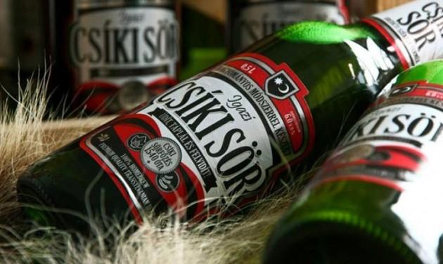 Megegyezett a Csíki Sör és a Heineken