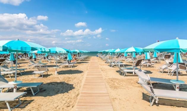 Az olaszoknak csak 3 százaléka utazott külföldre idén nyáron