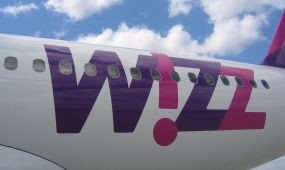 A Wizz Air 20 százalékkal növelte utasszámát májusban