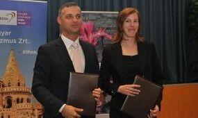 Stratégiai megállapodást kötött Hévízzel a Magyar Turizmus Zrt.