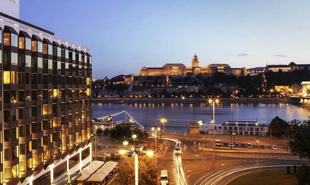 Tulajdonost vált a Sofitel Budapest Chain Bridge