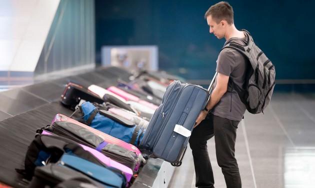 Hány poggyász tűnik el a reptereken?