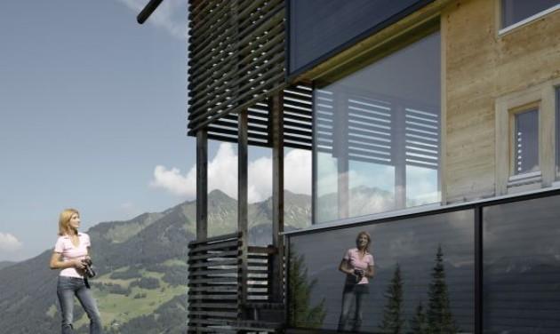 Egy hét a szomszéd lakásában - osztrák módra