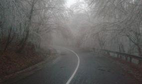 Hétfőn lezárták a Dobogókő környéki utakat