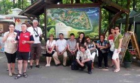 Kolozsvári turisztikai szakemberek Nyíregyházán