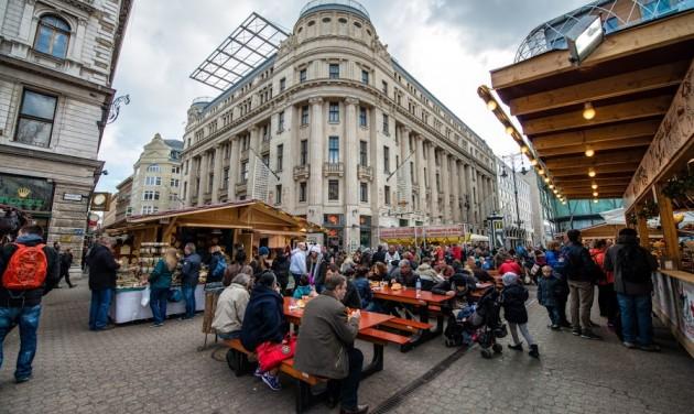 Rászorulókat támogatnak a Budapesti Tavaszi Vásár vendéglátósai