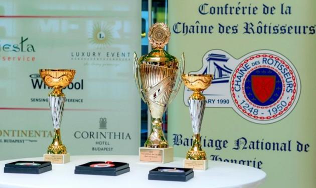 Ifjúsági szakács- és sommelier-versenyt hirdet meg a Chaine
