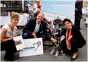Osztrák kutyások böngészik a magyarországi kutyabarát kínálatot