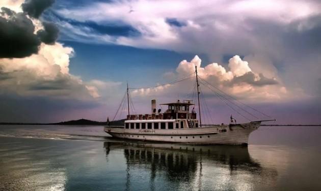 Balatoni hajózás az Utazáson