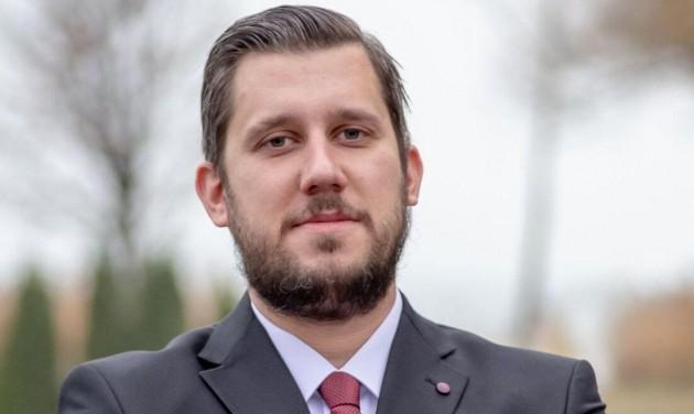 2018-ban Csándli Balázs az Év ifjú szállodása