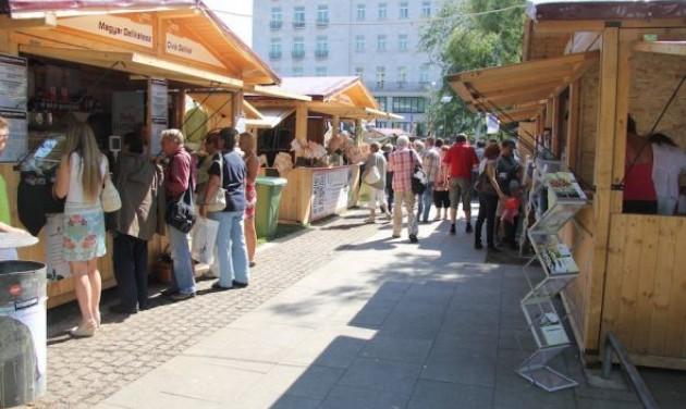 Újra Libamáj Fesztivál az Erzsébet téren