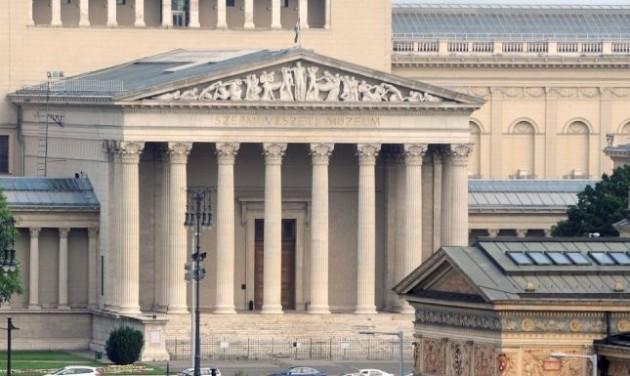 Ismét megnyílik a Szépművészeti Múzeum