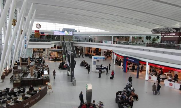 Több mint 7 százalékkal nőtt a Budapest Airport utasforgalma