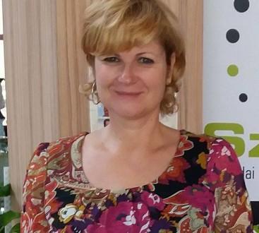 Födő Erika a Kaercher Hungáriánál