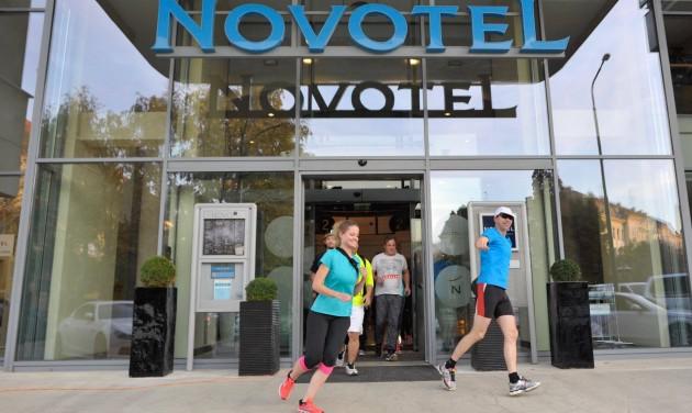 Együtt futottak a Novotel Szeged dolgozói és vendégei