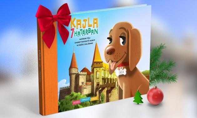 Megjelent a Kajla 7 határban családi album