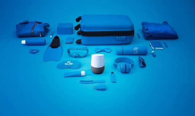 Segít csomagolni a KLM új szolgáltatása