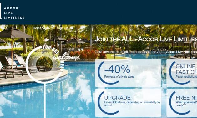 Globális partnerségre lépett az Accor és a Visa