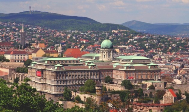 Budapest vendégforgalma tovább növekszik