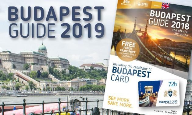 Indul a Budapest Guide – Budapest Card 2019/20. évi csatlakozás