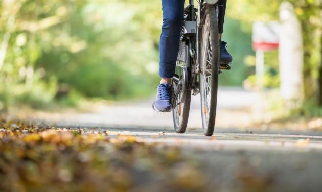 Új kerékpárútról lehet csatlakozni az Eurovelo 6-hoz