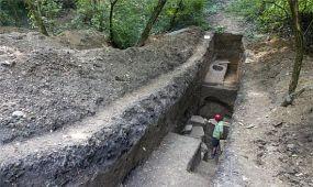 Római kori amfiteátrum Szombathelyen