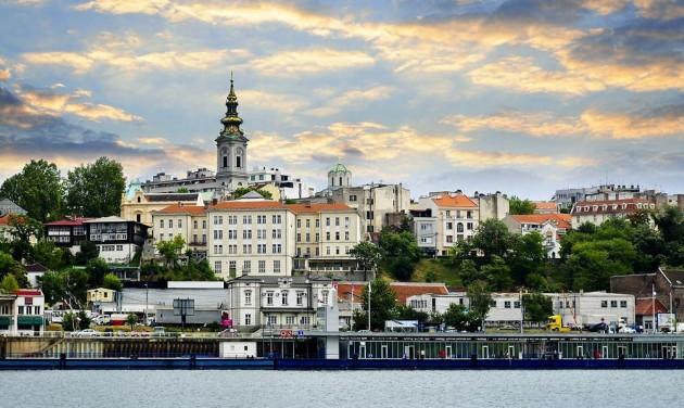 Marina Abramovic-kiállítás és egyéb attrakciók Belgrádban