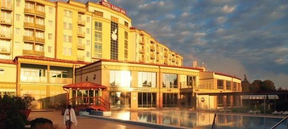 Négyszázmilliós fejlesztésekre készül Zalakaros legnagyobb szállodája